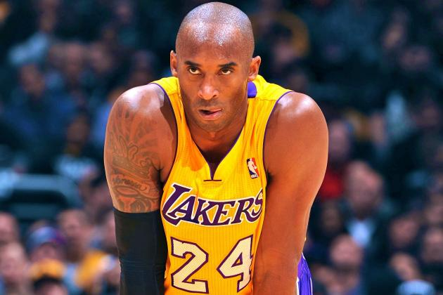 Even Totally Healthy Kobe Bryant Won't Cure All That Ails Los Angeles Lakers