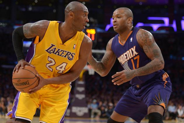 Best Tweets from Los Angeles Lakers' Showdown with the Phoenix Suns