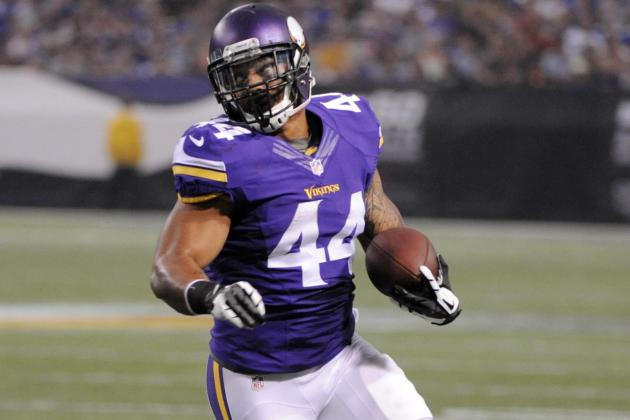 Vikings: If Peterson's Out, Who Runs?