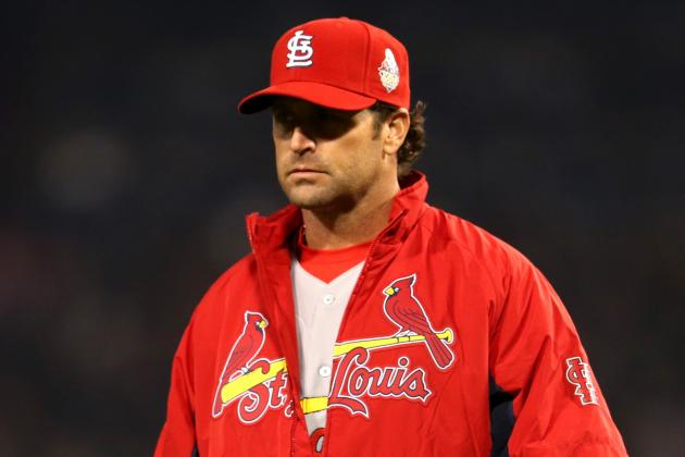 Matheny Updates the State of the Cardinals