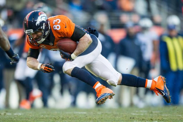 Writer Asks Wes Welker to Retire After Suffering AnotherConcussion