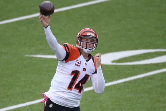 Andy Dalton Takes Home AFC Offensive Player of the Week