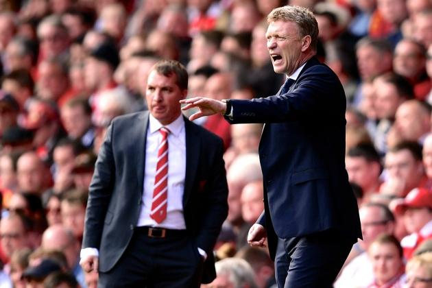 Premier League Manager Report: Manchester Utd, Man City, Everton and Liverpool