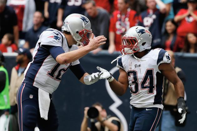 How Shane Vereen Can Become the Patriots' Most Valuable Offensive Weapon