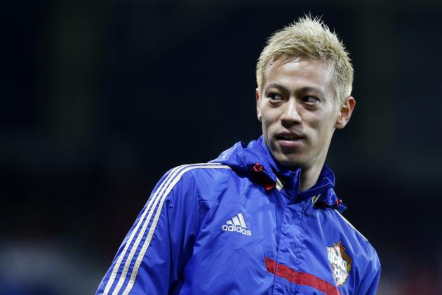 Keisuke Honda Transfer to AC Milan Confirmed by Adriano Galliani