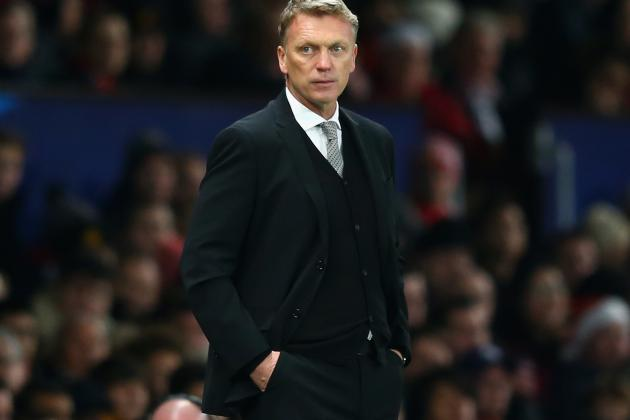 David Moyes Must Be Creative to Reinforce Manchester United Midfield in January