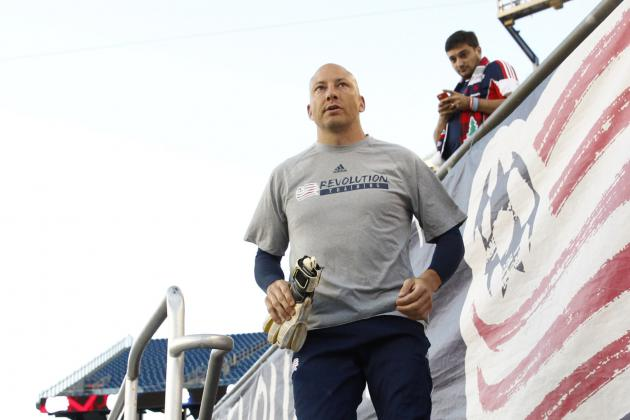 LA Galaxy Name Matt Reis Goalkeeper Coach