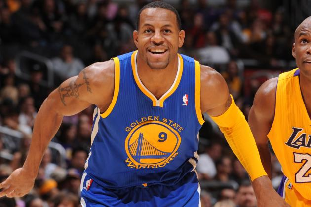 Why Andre Iguodala Is the Next Scottie Pippen