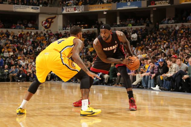 It's Not Too Soon to Get Excited for Miami Heat, Indiana Pacers Playoff Showdown
