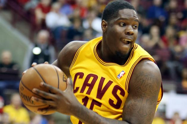 Anthony Bennett Moving to Small Forward, Earl Clark to Power Forward