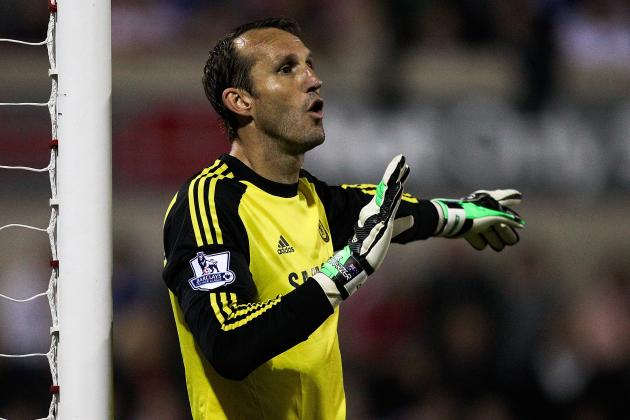 Schwarzer, Ba, Terry in Lineup for UCL Clash
