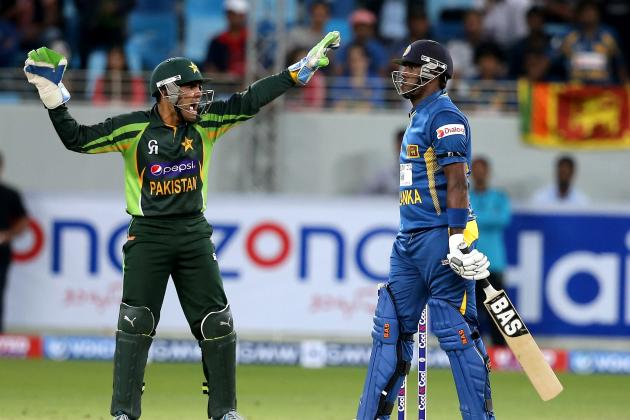 Pakistan vs. Sri Lanka, 1st T20: Scorecard, Report and More from Dubai