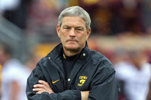 Iowa's Ferentz Sees Parallels with '08 Team
