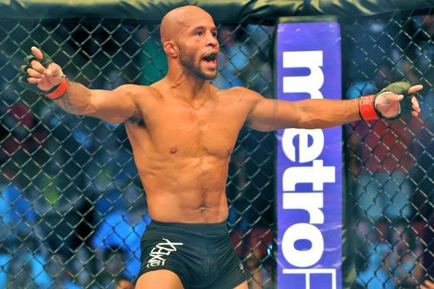 Can You Kick a Flyweight's Butt? UFC's Top Little Guys on Their Biggest Battle