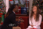 Watch: Andrew McCutchen Pops the Question on 'Ellen'