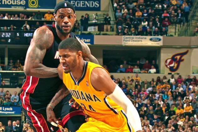 Paul George Has Every Right to Be Confident in Self, Indiana Pacers