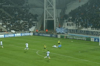 GIF: Robert Lewandowski's Clinical Finish for Borussia Dortmund vs. Marseille