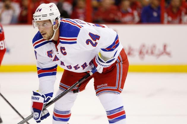 Rangers Must Consider Callahan's Injury History in Contract Talks