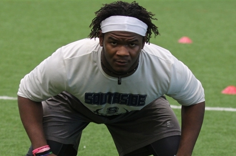 Clifton Garrett to LSU: Tigers Land 5-Star OLB Prospect