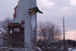Bros Go Skiing Through the Abandoned Buildings of Detroit