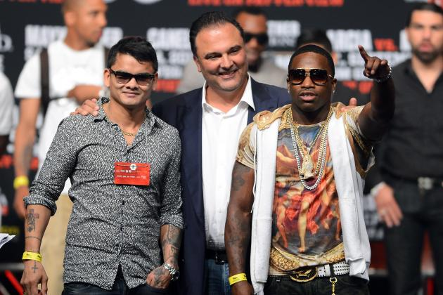 Adrien Broner vs. Marcos Maidana: Fight Time, Date, TV Info and More