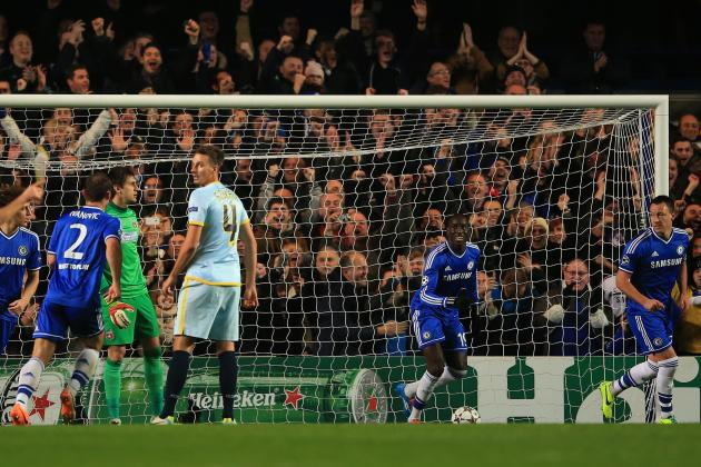 Chelsea vs. Steaua Bucharest Score, Grades and Post-Match Reaction