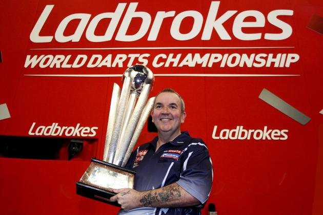 World Darts Championship 2014: Dates, Schedule, Draw, Prize Money and More
