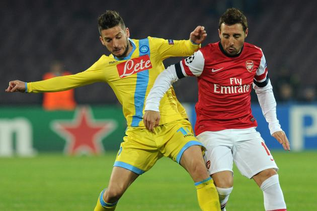 Napoli vs. Arsenal: Score, Grades and Post-Match Reaction