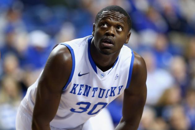 Freshman Star Julius Randle Admits UK 'Harder'