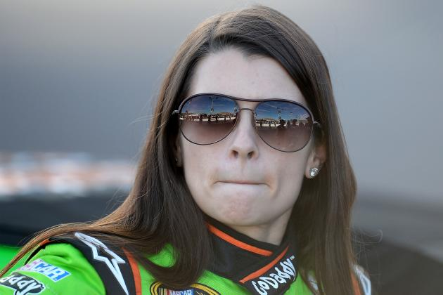 Danica Patrick's Showgirl Skit at ACA Will Add to Her Popularity