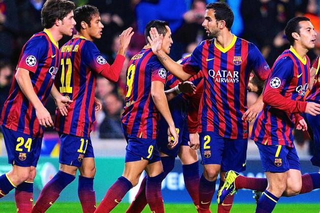 Barcelona vs. Celtic: Score, Grades and Post-Match Reaction