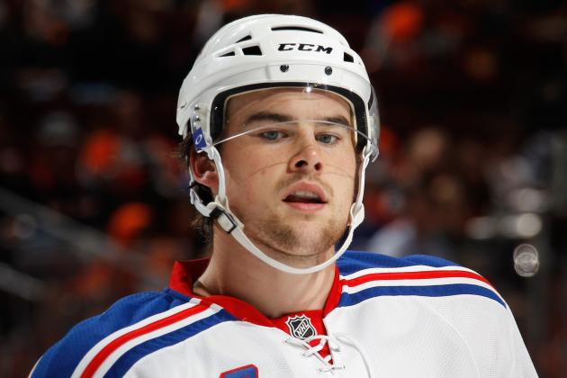 Rangers Recall Dylan McIlrath from AHL
