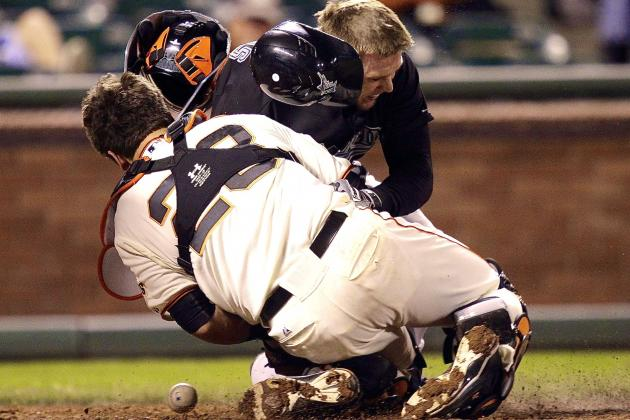 MLB Rule Committee Votes to Impose Rule Eliminating Home-Plate Collisions