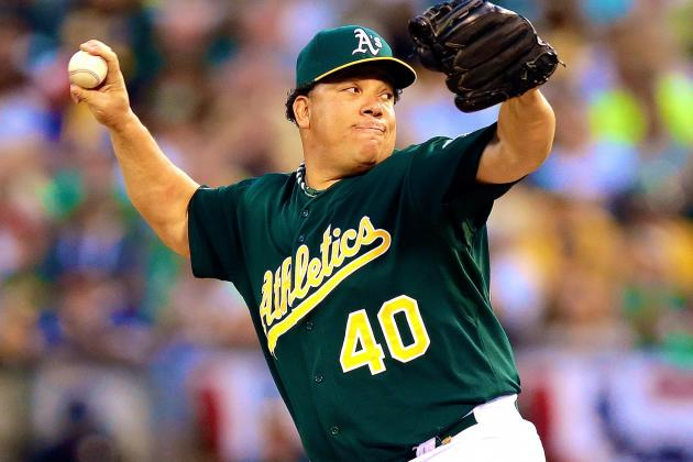 Bartolo Colon Agrees to 2-Year Deal with New York Mets