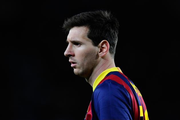 Are Barcelona Really Trying to Force out Messi?