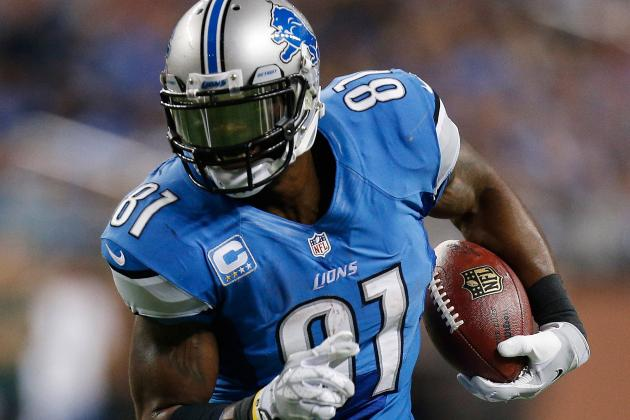 Ravens' Elam on Megatron: He's Old, so We'll Be Physical with Him