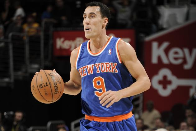 Prigioni to Replace Felton in Lineup vs. Bulls
