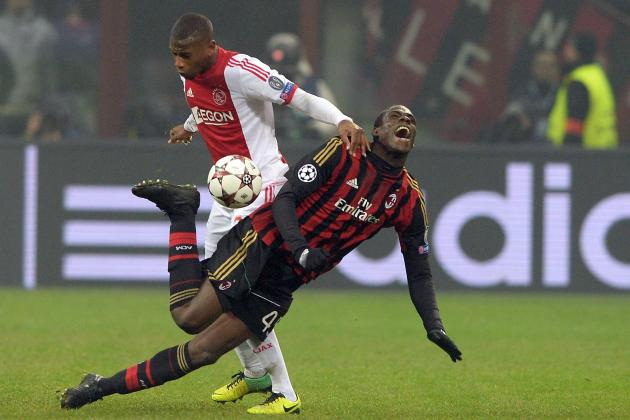 AC Milan vs. Ajax: Rossoneri Survive Godenzonen Blitzkrieg to Advance in UCL