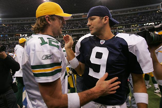 Romo Feels (and Felt) Rodgers' Pain
