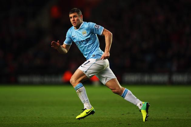 Why James Milner Must Remain in Manchester City Calculations