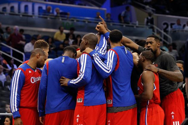 Breaking Down LA Clippers' Ideal 5-Man Lineup
