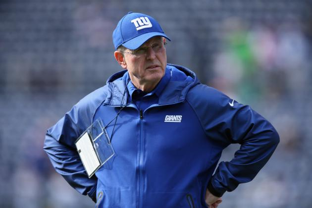 Tom Coughlin Will Return as Head Coach of New York Giants