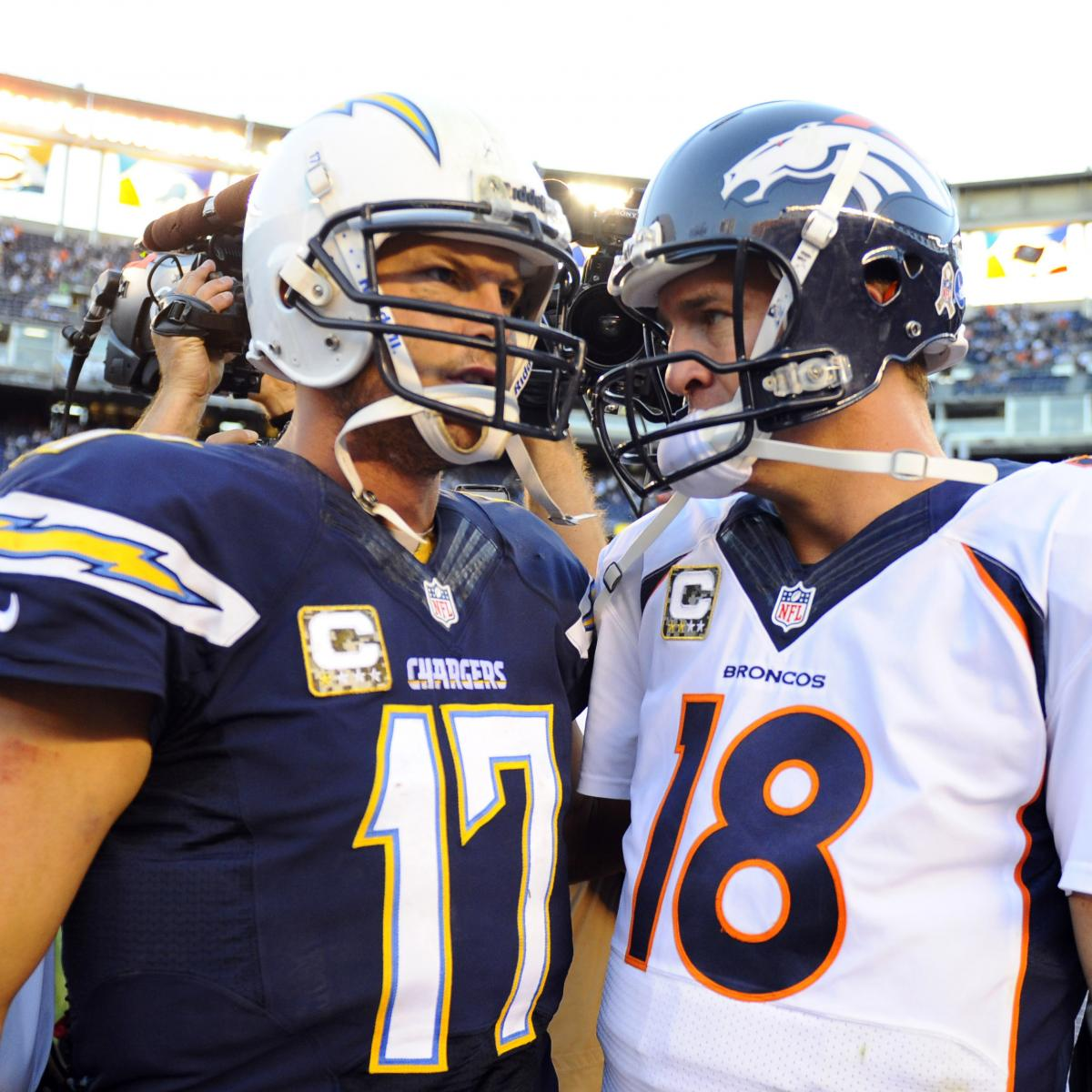 San Diego Chargers At Denver Broncos: San Diego Chargers Vs. Denver Broncos: 5 Storylines To