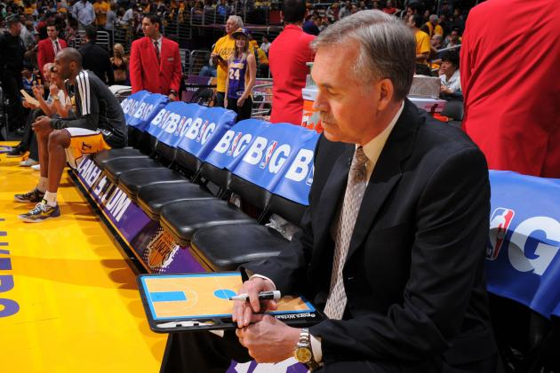 Will Kobe Bryant and Mike D'Antoni's Relationship Devolve into Power Struggle?