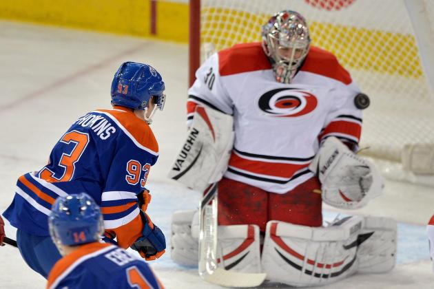 Cam Ward Struggling Through Tough Times, Leaving Carolina Hurricanes Uncertain