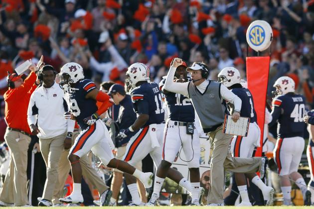Auburn in BCS Championship Game Shows Spread Is Here to Stay