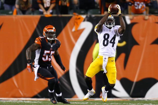 Bengals vs. Steelers: Breaking Down Pittsburgh's Game Plan