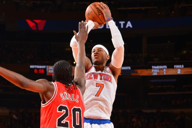 Chicago Bulls vs. New York Knicks: Best Twitter Reactions from the Knicks' Win