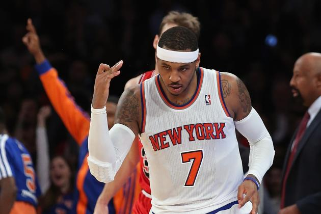 New York Knicks Earn Much-Needed Win, but Questions Remain