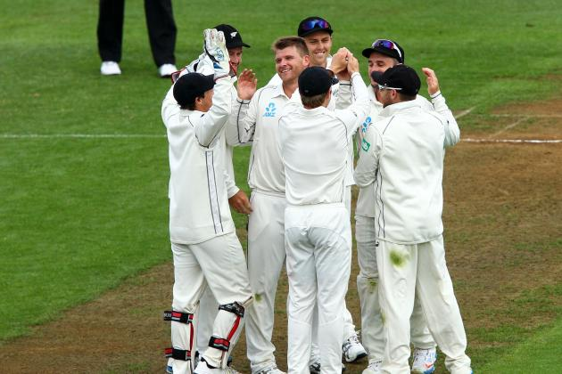New Zealand vs. West Indies, 2nd Test: Scorecard & Report from Wellington Day 2